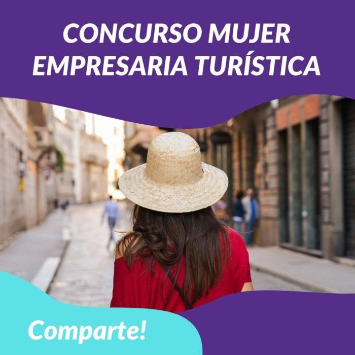 ConcursoMujer Empresaria Turística