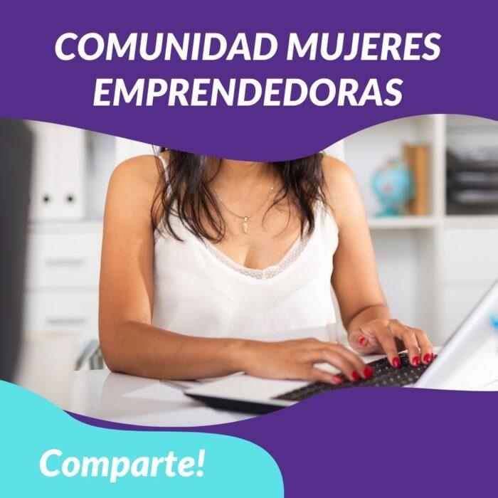 Comunidad de mujeres emprendedoras
