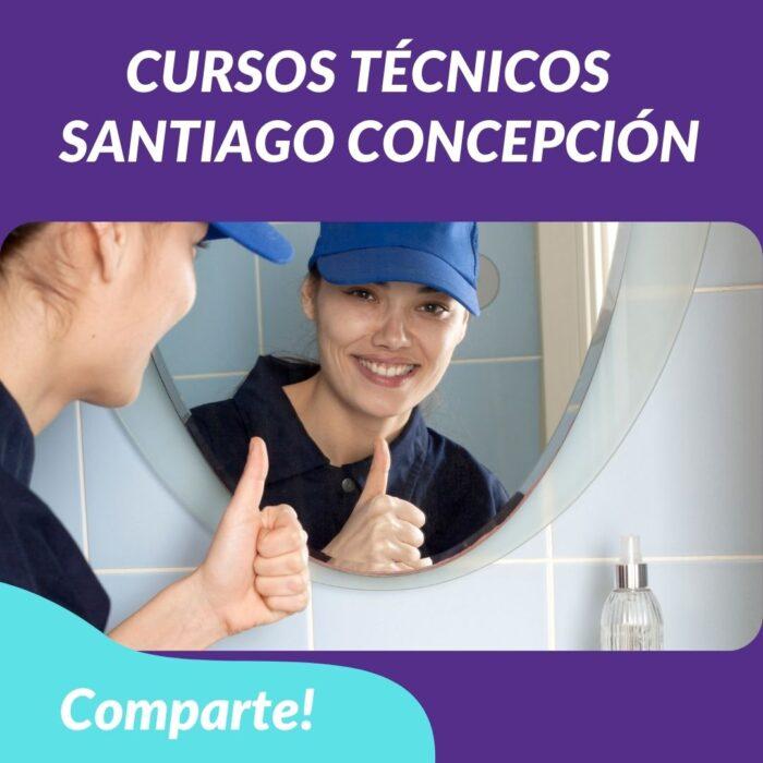Cursos técnicos – Santiago y Concepción