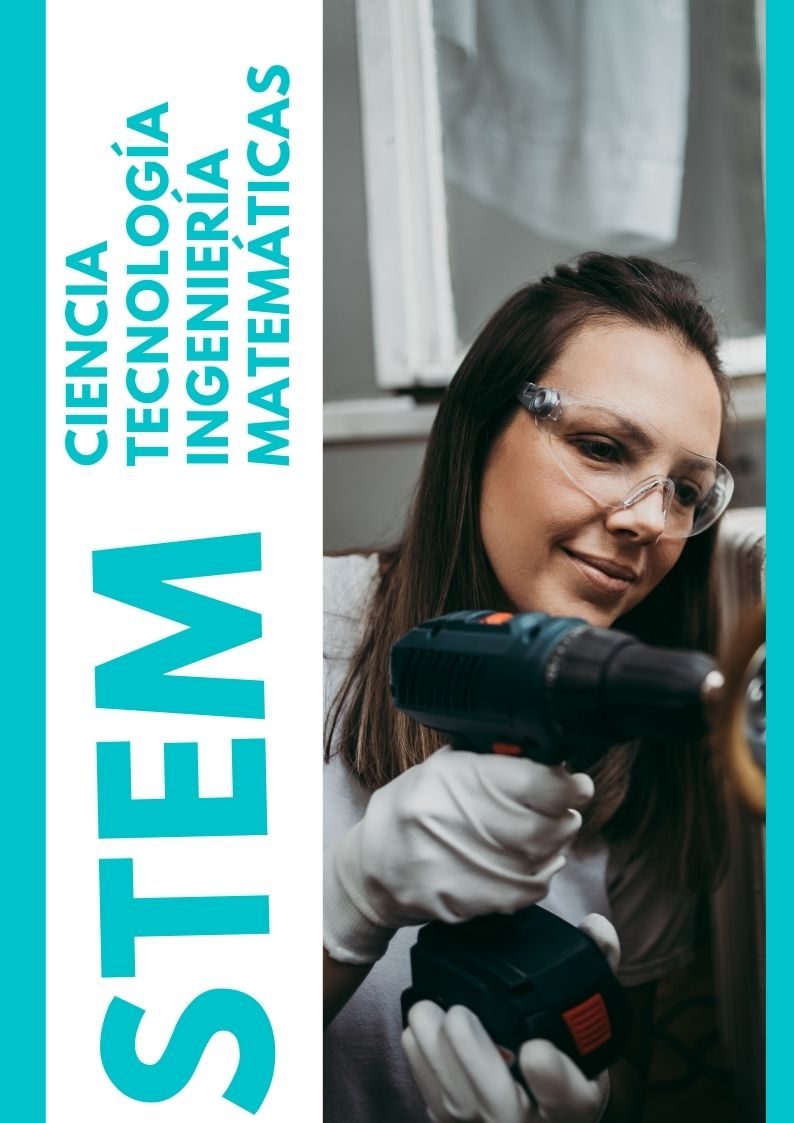 trabajo para mujeres, stem, postular trabajo mujeres