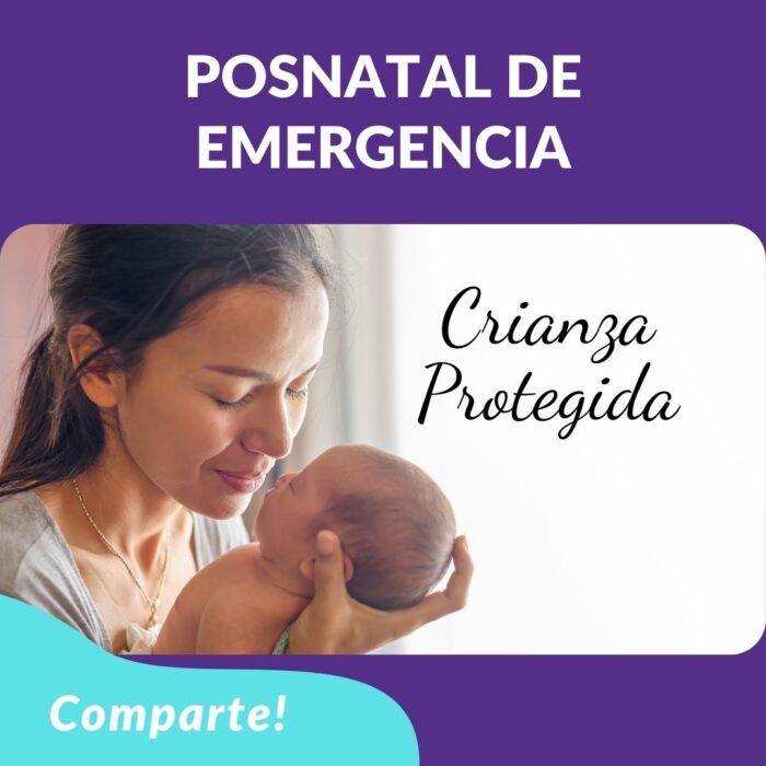 Crianza Protegida (extensión postnatal de emergencia)